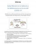 Salud Mental en la Infancia y la Adolescencia en la era del COVID-19