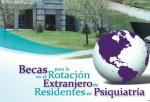 Nueva convocatoria de Becas para la Rotación de Residentes en el Extranjero