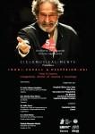 Concierto de Jordi Savall, violagambista, director de orquesta y musicólogo español, especializado en música antigua.