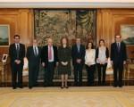 S.M. La Reina recibe la Medalla de Oro de la Fundación Española de Psiquiatría y Salud Mental