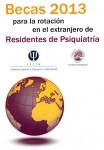 La FEPSM convoca la IX edición de las Becas para la Rotación en el Extranjero de Residentes en Psiquiatría.
