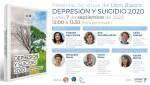 Presentación virtual del Libro Blanco Depresión y Suicidio 2020